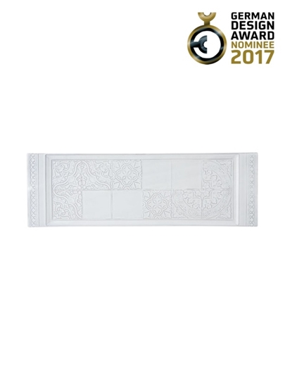 Picture of Rua Nova - Tart Tray White Antique