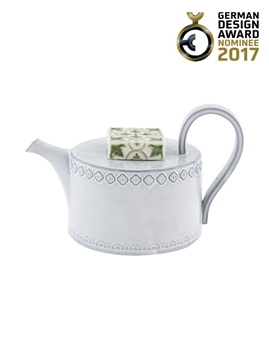 Picture of Rua Nova - Tea Pot White Antique