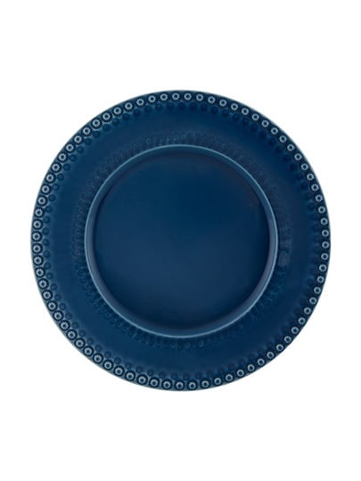 Picture of Fantasy - Charger Plate 34 Blue