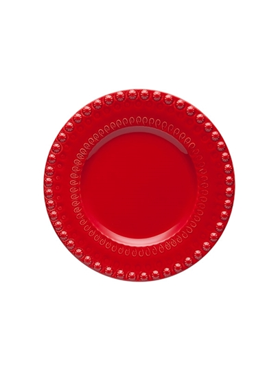 Picture of Fantasy - Fruit Plate Red