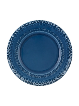 Picture of Fantasy - Dinner Plate 29 Blue