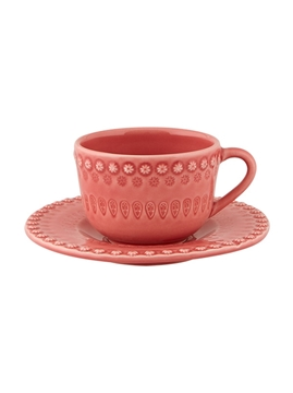 Picture of Fantasy - Tea Set Pink
