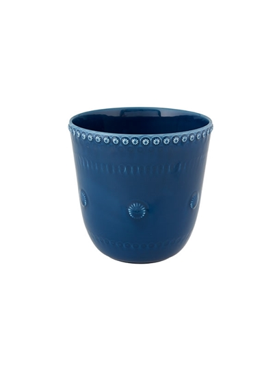 Picture of Fantasy - Vase 20cm Blue