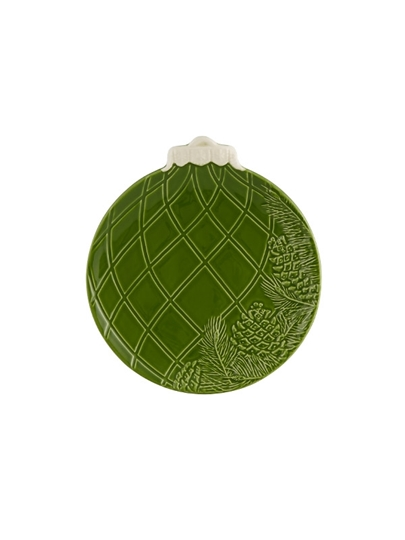 Picture of Christmas Ornaments - Fruit Plate 24,5 Pine Cones