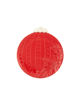 Picture of Christmas Ornaments - Fruit Plate 24,5 Flower