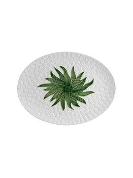 Picture of Pineapple - Platter 40 White