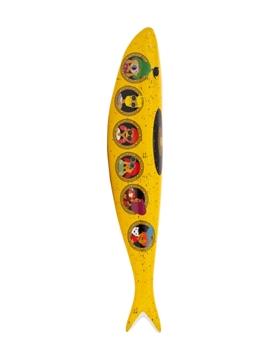 Picture of Sardine - Submarine in yellow