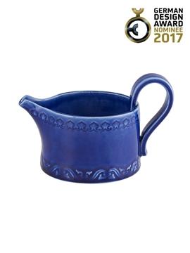 Picture of Rua Nova - Milk Jug Indigo Blue