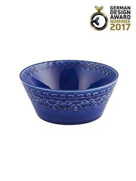 Picture of Rua Nova - Bowl 12,5 Indigo Blue